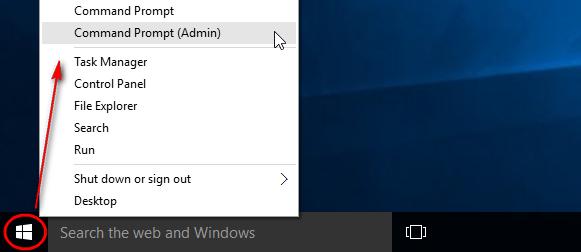 تفعيل ويندوز 10 بدون برامج