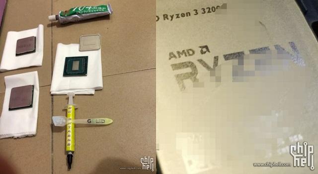 مواصفات Ryzen 3200G و Ryzen 3400